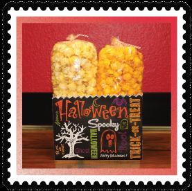 Halloween Spooky Basket.Halloween Spooky Basket Back In Time Popcorn